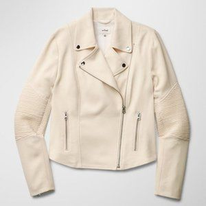 Aritzia Wilfred Moto Jacket
